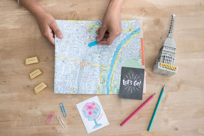 Itinerario personalizzato